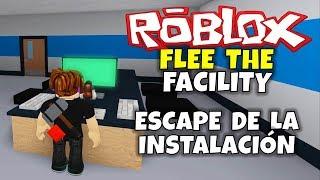 ROBLOX: Fuggire la Facility, fuga de la instalación.