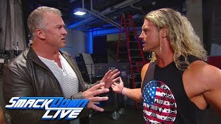 Dolph Ziggler makes a deal with Shane McMahon: SmackDown LIVE, July 9, 2019