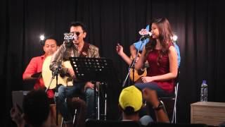 Elizabeth Tan & Faizal Tahir Knock Knock