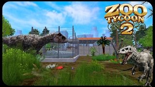 Indominus Rex | Zoo Tycoon 2 Extinct Animals Exhibit Build