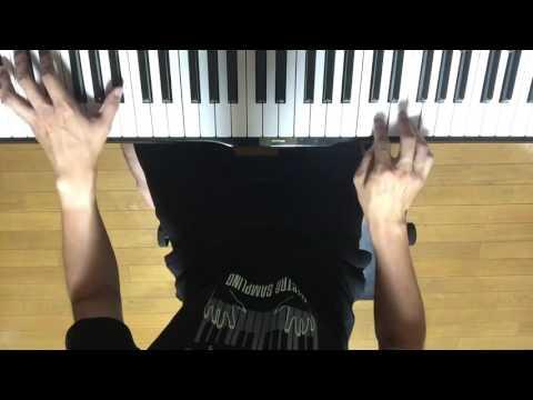 ダイヤのA 2期 OP HEROES/ GLAY ピアノで弾いてみた