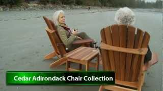 Tofino Cedar Furniture