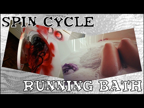 White Noise - Washing Machine Spin Cycle - Bath Filling - 1 Hour