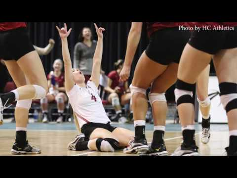 2016 Hastings College Volleyball National Champions and All Americans