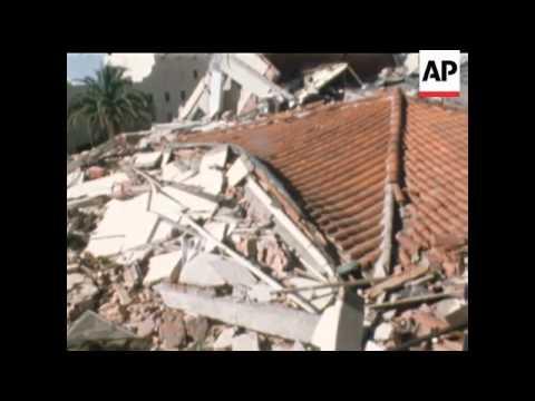San Fernando Valley Earthquake - 1971