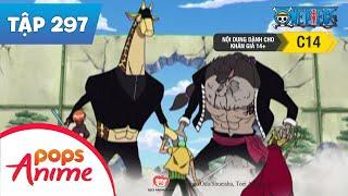 One Piece Tập 297 - Thợ Săn Sanji! Hình Phạt Cho Con Sói Nói Dối - Phim Hoạt Hình Đảo Hải Tặc