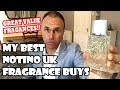 Top 5 Fragrances I Bought from Notino UK