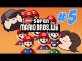 New Super Mario Bros Wii - Oh My God It's Happening... - PART 5 - Game Grumps
