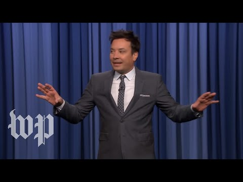 Late night hosts take swings at Trump getting booed at the World Series