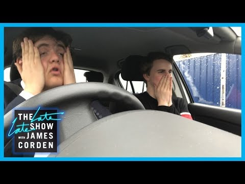 Carpool Karaoke w/ Freddie Mercury (ft. A Jeremy Vine Compilation)