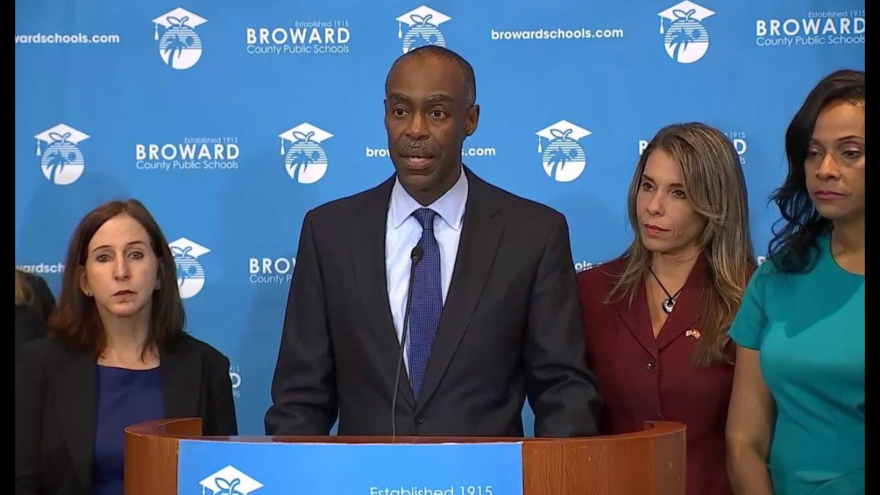 Miami-Dade and Broward Public Schools to Temporarily Close Over ...