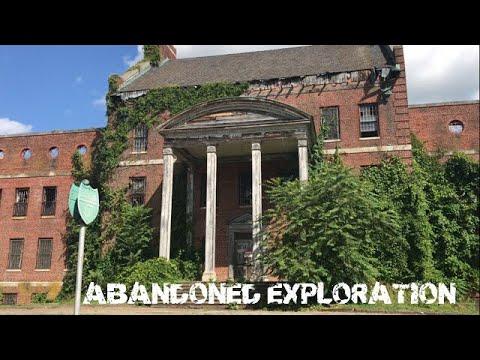 ABANDONED EXPLORATION SERIES- Trailer