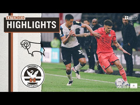 Derby Swansea Goals And Highlights