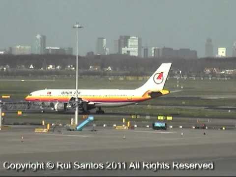 Onur Air Airbus A300B2K-3C TC-SGA (cn 090)