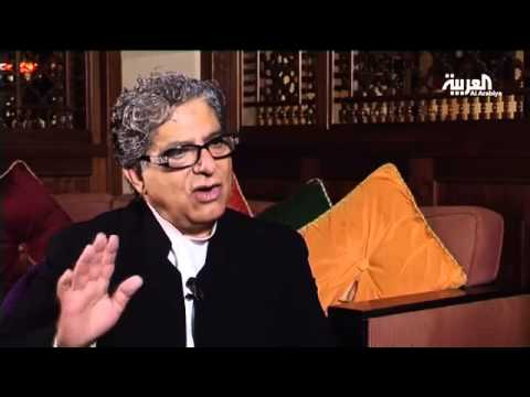 Self help guru Deepak Chupra talks to Al Arabiya about inner