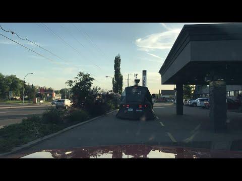 Dominator 3 has arrived in Alberta's capital city Edmonton