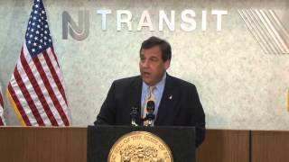 No NJ Transit rail strike, Christie announces