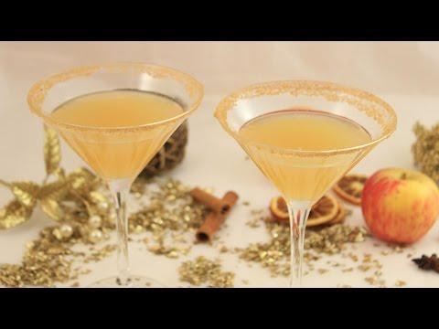 Apple Cider Cocktail I mit & ohne Alkohol möglich I Soft Apple Cider Cocktail