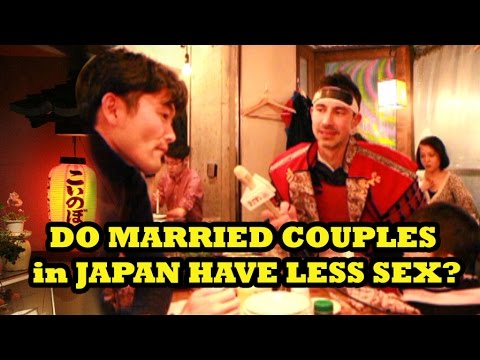 Is it easy to have sex in japan