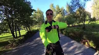 Супер спортивные часы Xiaomi Huami Amazfit Bip - обзор и тест на велосипеде