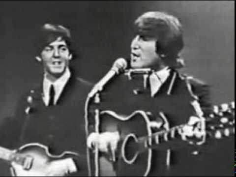 The Beatles live @ Shindig  1964  Kansas City, I'm A Loser, Boys