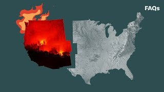 Why wildfires in the western U.S. are only going to get worse | Just the FAQs