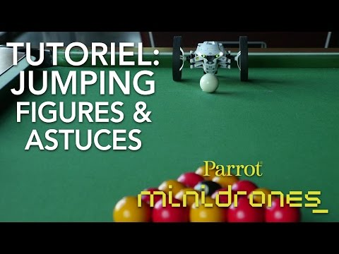 [French] Parrot Minidrones - Jumping - Tutoriel #3 : Figures & Astuces