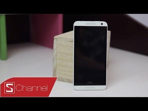 Schannel - Mở hộp HTC Desire 610: Phiên bản Desire 816 màn hình nhỏ - CellphoneS