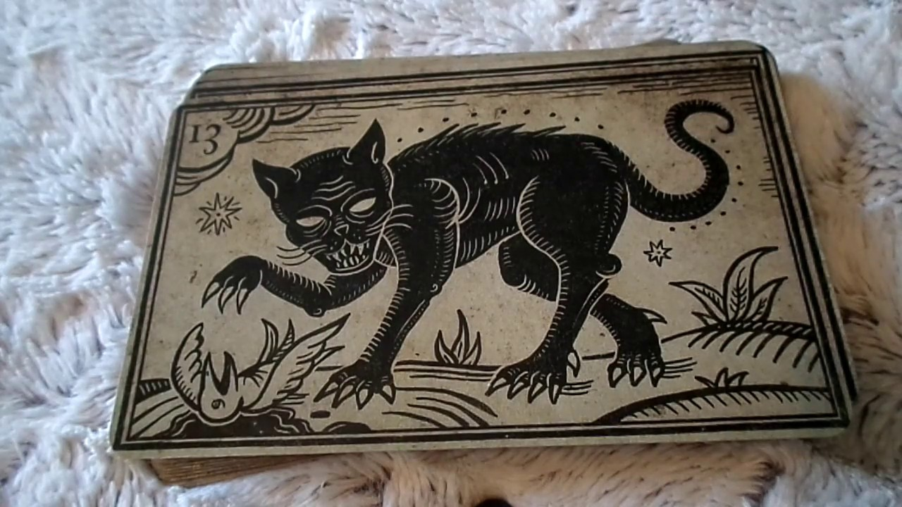 Carte Black Signification.Reponse Aux Abonnes Partie 2 Signification Des Cartes Mildred Payne S Oracle Of Black Enchantment