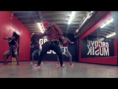 """""""Ayo Jay- The Vibe"""" Choreography by Nikolas Mafabi. Groove2Musik Atlanta"""