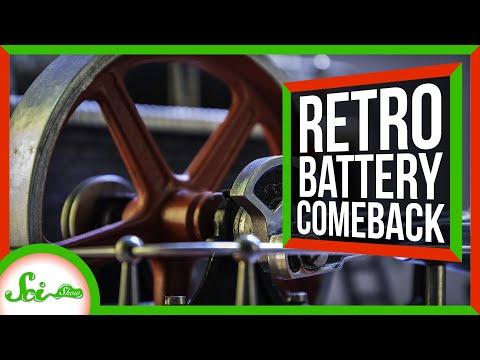 The Surprisingly Retro Future of Batteries