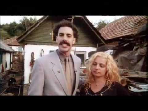 Borat Bande annonce vf