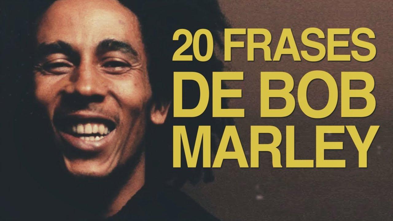 20 Frases De Bob Marley Y Su Filosofía De Vida