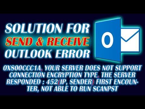 Вопрос: Как исправить ошибку 0x800cccdd в программе MS Outlook с помощью сервера IMAP?