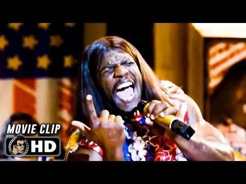 IDIOCRACY Clip - State of the Union (2006) Terry Crews