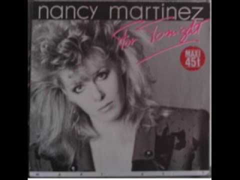 Nancy Martinez For Tonight Extended Dance Remix