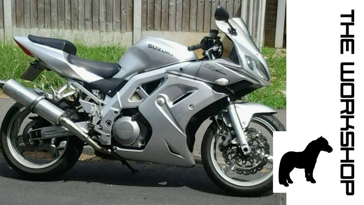 Hedendaags Suzuki SV1000S series - Intro - Part 1 - YouTube SQ-94
