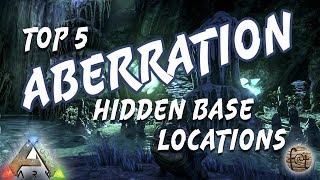 Aberration : Top 5 Hidden Base Locations thumbnail