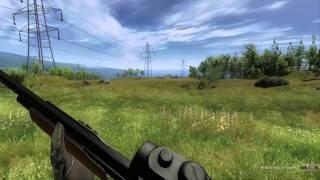 the hunter pc gameplay rare piebald mule deer