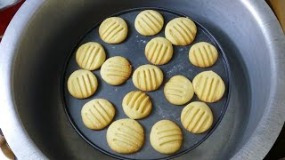 Biscuit Recipe - Cookies Recipe Without Oven - Yummy meals