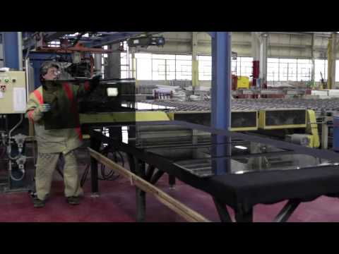 Pilkington Float Glass Process