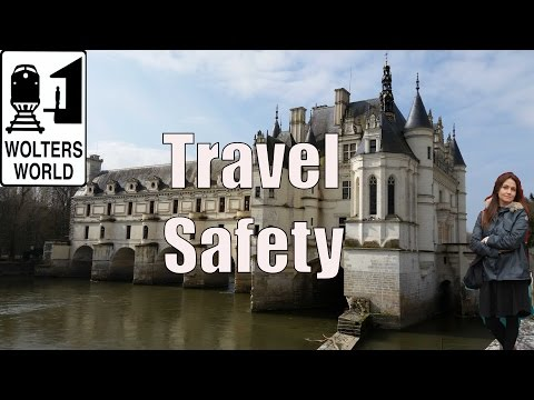 Safety Advice for Travelers - 14 Ways to Travel Safer