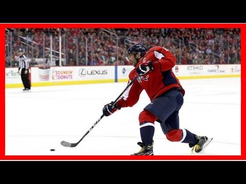 Последние новости | Александр Овечкин – лучший снайпер регулярного чемпионата НХЛ
