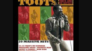Toots & the Maytals - Peeping Tom