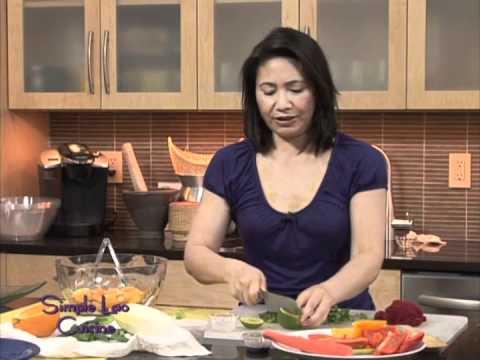 Penn Hongthong: Simple Lao Cuisine, Show30 Part 2
