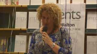 "Book Launch for K.M. Walton's YA novel ""Empty"""