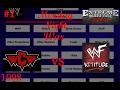 Extreme Warfare Revenge- WWF [1998]: #1 Débuts Laborieux