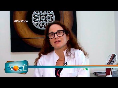 Por Você - Dra. Luciana fala sobre o excesso de maquiagem 13/05/17