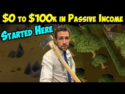 How a Video Game Led to my Passive Income in Real Estate.