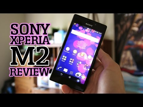 Sony Xperia M2 Review